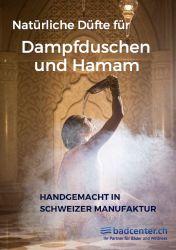 duftessenzen für dampfbad und hamam